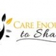 Care enough to share logo