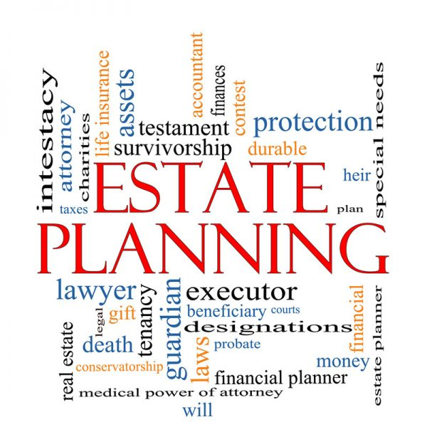 Estate Planning graphic, Guardianship or Conservatorship, Cholewka Law, Gilbert, AZ