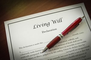 Living Wills are advanced directives